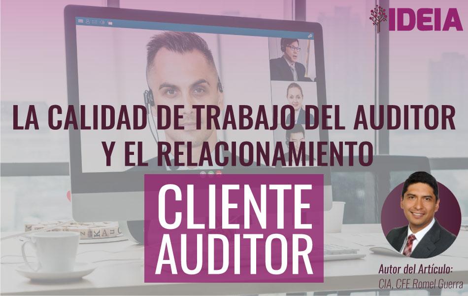 ¿Puede el Auditor agregar valor solo haciendo un excelente trabajo?